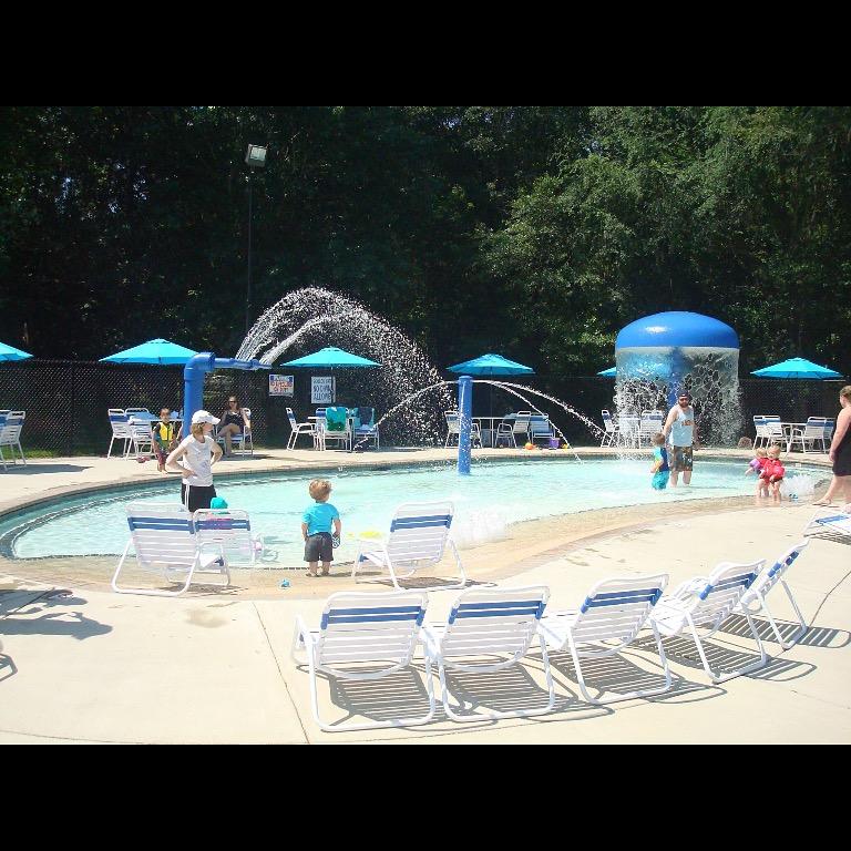 spalsh pool fun